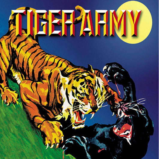 Tiger Army - Self Titled LP* (Colored Vinyl)