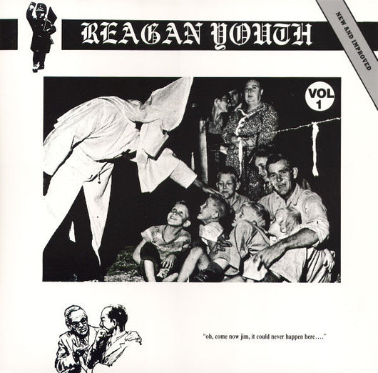 Reagan Youth - Vol. 1 LP*