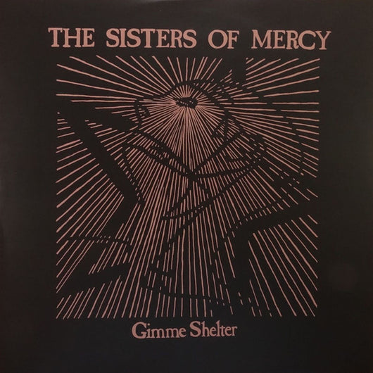 Sisters Of Mercy - Gimme Shelter (Unofficial) LP*