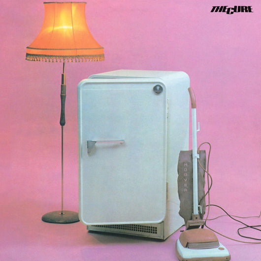 Cure, The - Three Imaginary Boys LP* (180 Gram)