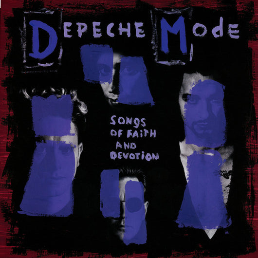 Depeche Mode - Songs Of Faith & Devotion LP* (180 Gram Gatefold)