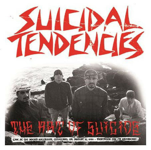 Suicidal Tendencies - Art of Suicide LP