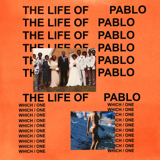 Kanye West - Life of Pablo (Unofficial) LP*