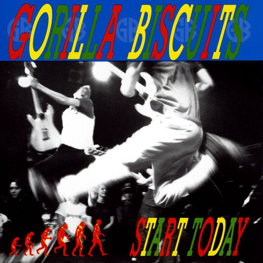 Gorilla Biscuits - Start Today LP*