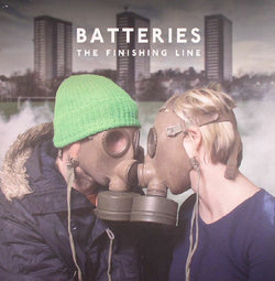 Batteries - Finishing Line LP