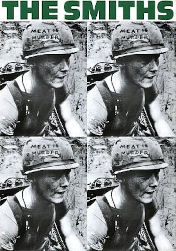 Smiths, The - Meat Is Murder Poster