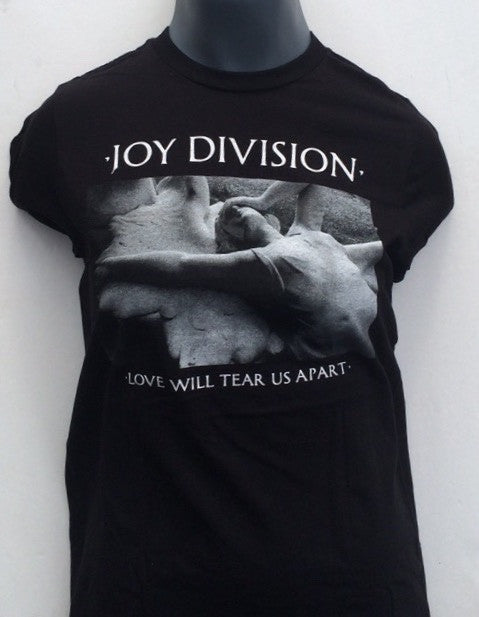 Joy Division - Love Will Tear Us Apart T Shirt