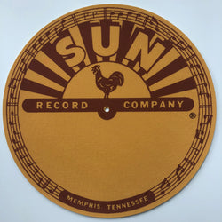 "Sun Records - 12"" Slipmat"