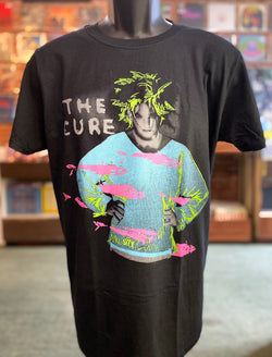 Cure, The - Neon 80s T Shirt