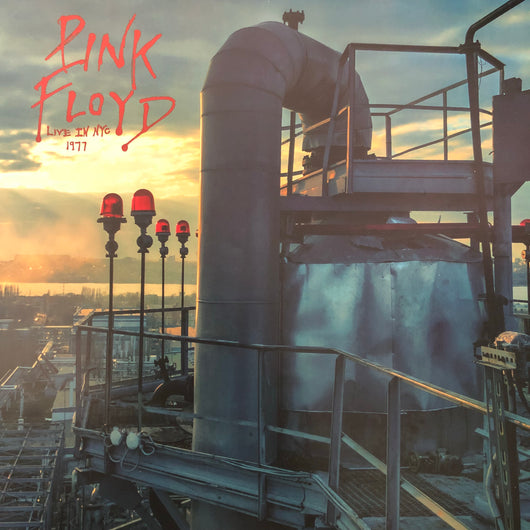 Pink Floyd - Live in NYC 1977 LP