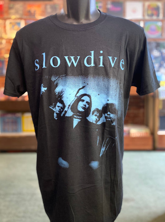 Slowdive - Band T Shirt
