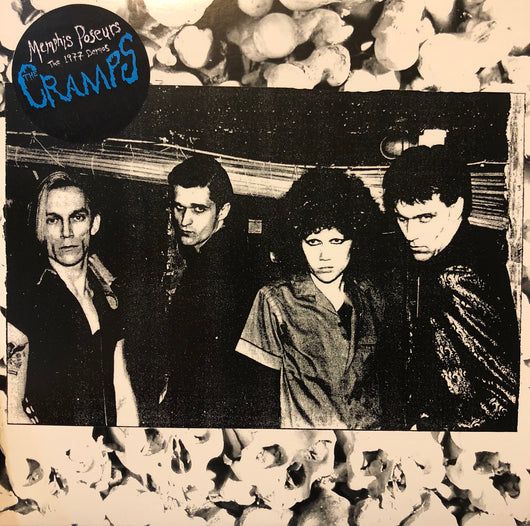 Cramps, The - Memphis Poseurs LP*