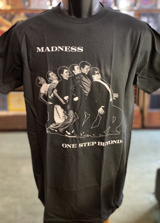Madness - One Step Beyond T Shirt
