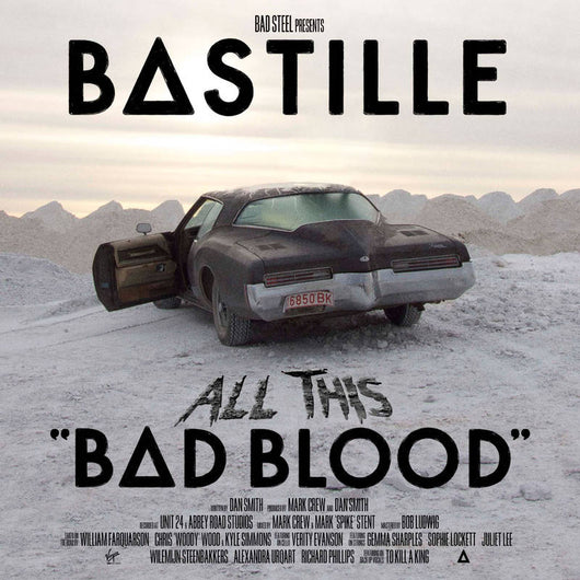 Bastille - All This Bad Blood LP RSD 2020