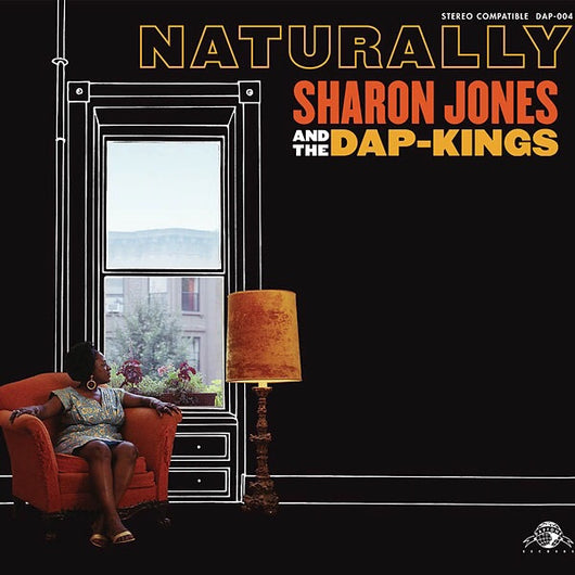 Sharon Jones & the Dap-Kings - Naturally LP