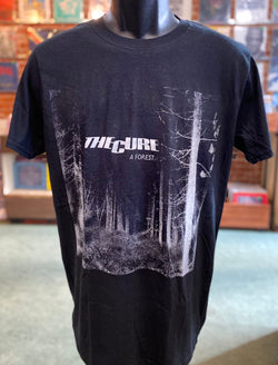 Cure, The - A Forest T Shirt
