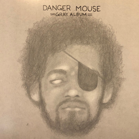 Danger Mouse - Gray Album LP*
