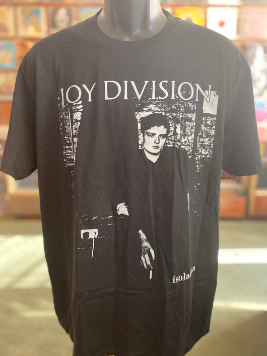 Joy Division - Isolation T Shirt