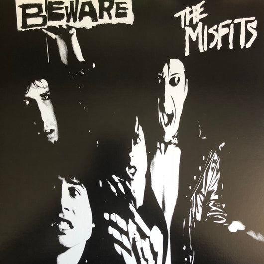 Misfits, The - Beware LP*