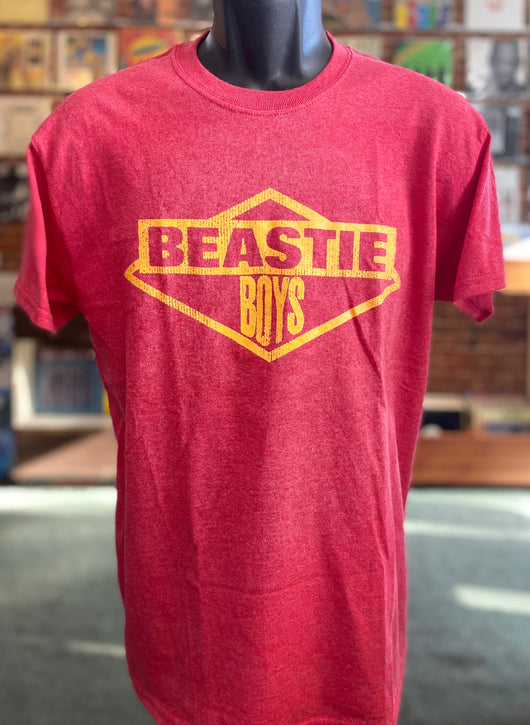 Beastie Boys - Faded Red T Shirt