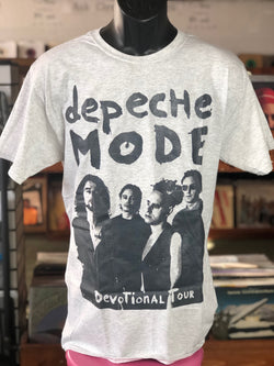 Depeche Mode - Devotional Tour T Shirt