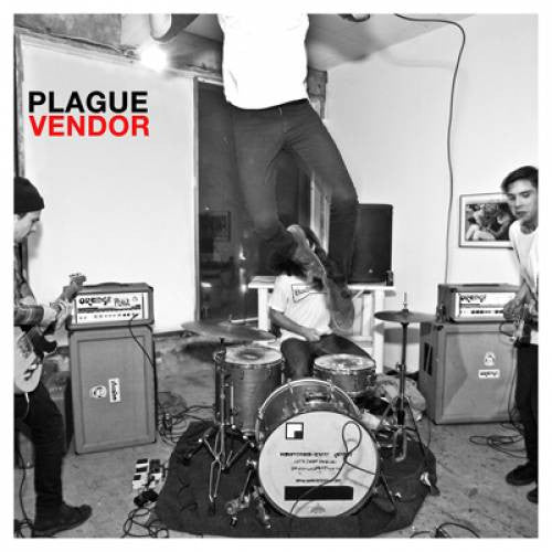 Plague Vendor - Free To Eat LP
