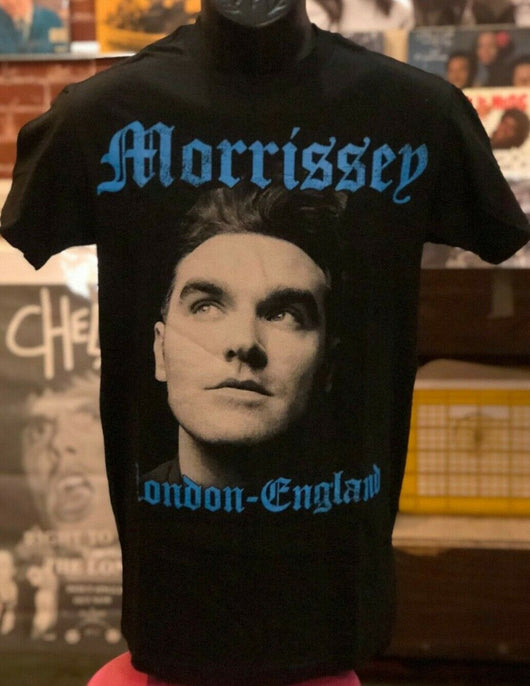 Morrissey - London England T Shirt