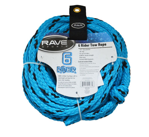 1-Section 6-Rider Tow Rope