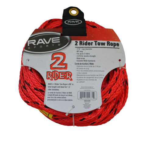 1-Section 2-Rider Tow Rope