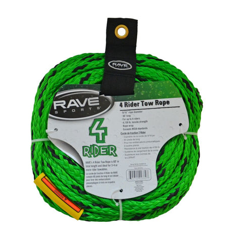 1-Section 4-Rider Tow Rope