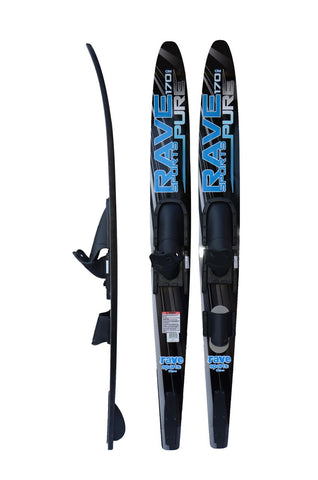 Adult Pure Combo Water Skis