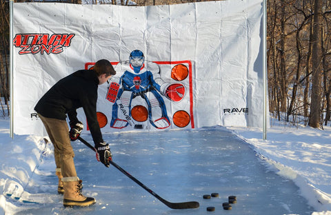 10' x 20' EZ Set 200 Ice Rink