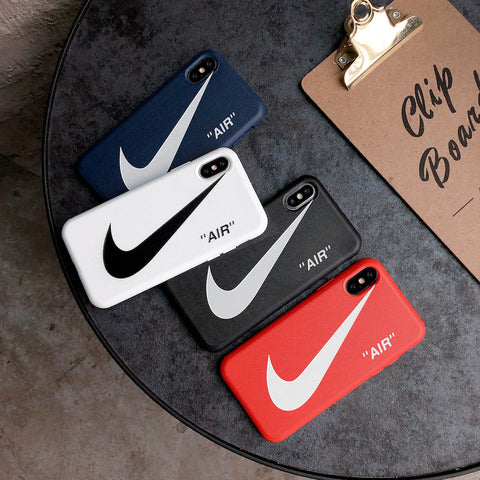 Swoosh iPhone Case