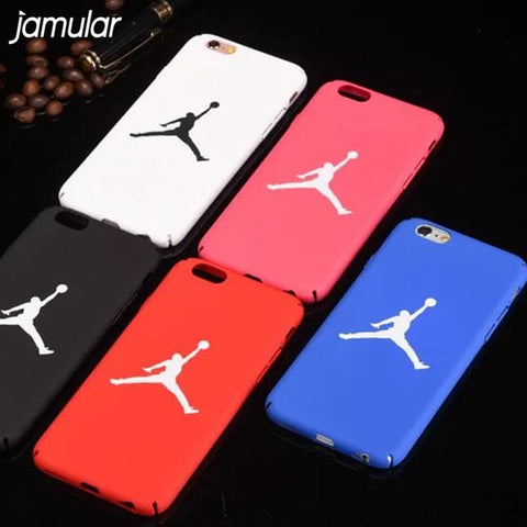 Jumpman Matte iPhone Case