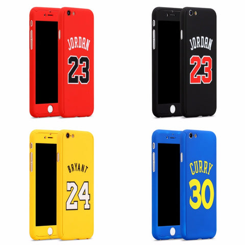 Basketball Star iPhone Case
