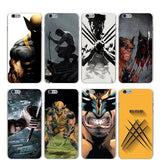 The Life of Wolverine iPhone Case