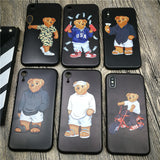 Classic Polo Bear iPhone Case