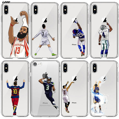 Some of the Greats: Athlete iPhone case