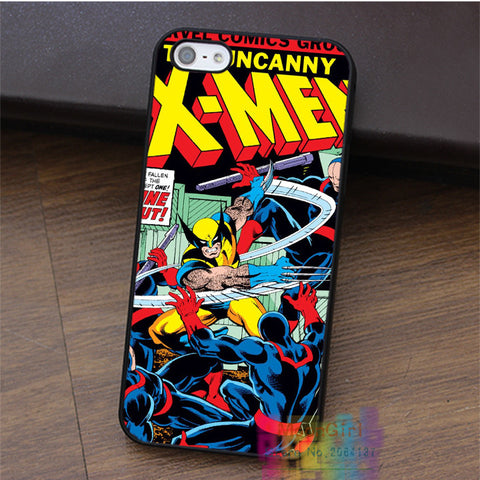 Marvel Magazine iPhone  Case