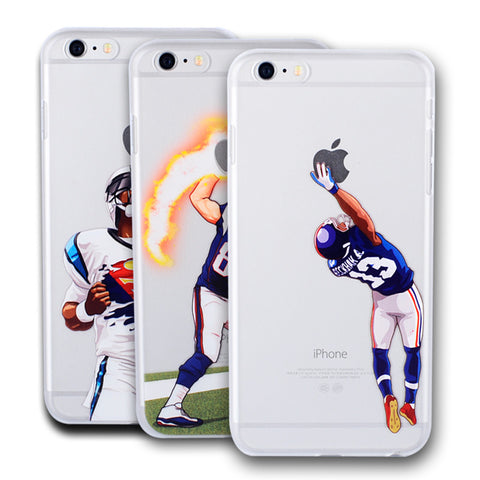 Athlete iPhone Case