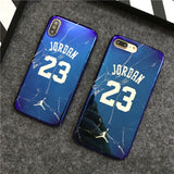 Trend Blu-ray Jordan 23 iPhone Case