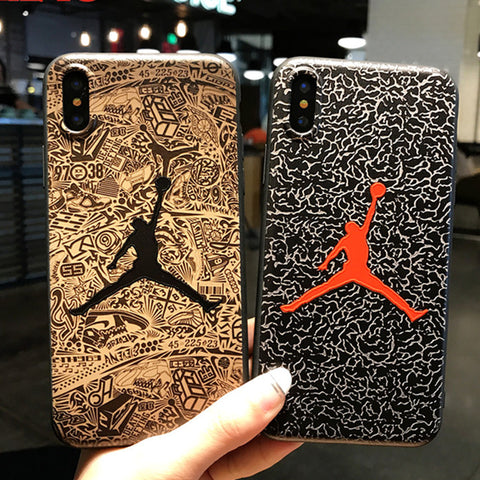 Sneakerhead MJ Iphone Case