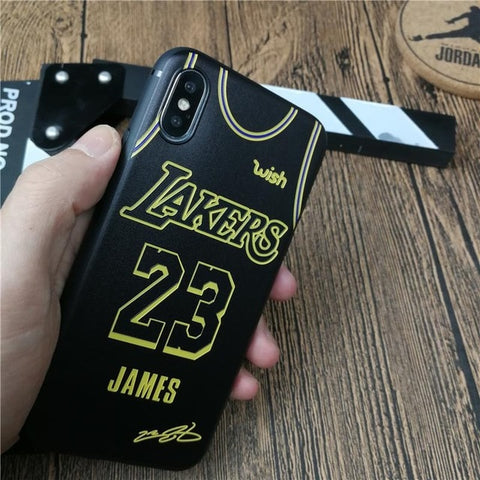 LBJ Lake Show iPhone Case