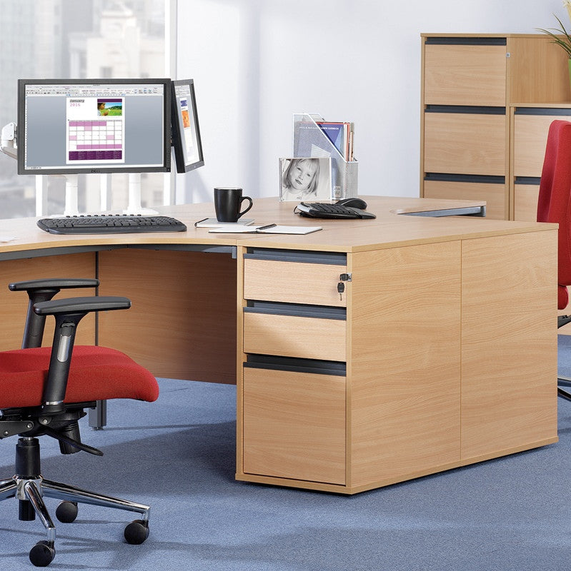 Office Wooden Storage Solutions