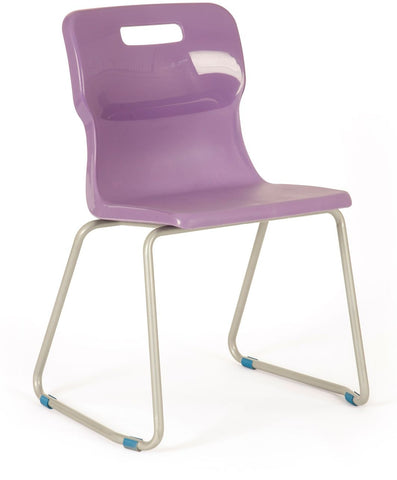Titan Skid Base Chair - Size 4 (7-9 Years)