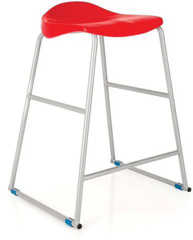 Titan Ultimate Classroom Stool Size 4 (7-9) Years) - Zilo Furniture