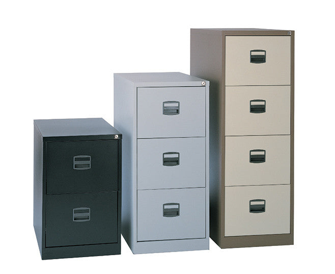 Steel Contract Filing Cabinets - Zilo Furniture