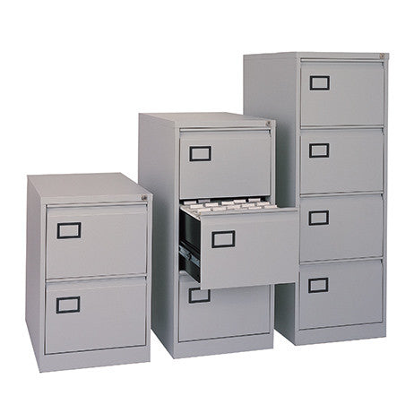 Steel Executive Filing Cabinet - Zilo Furniture