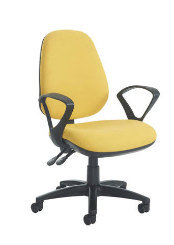 Jota Operators Chair (Fixed Arms) - Zilo Furniture