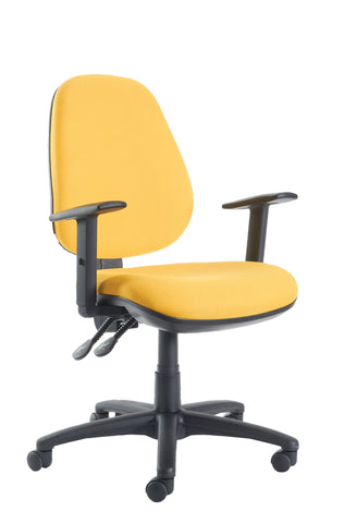 Jota Operators Chair (Adjustable Arms) - Zilo Furniture